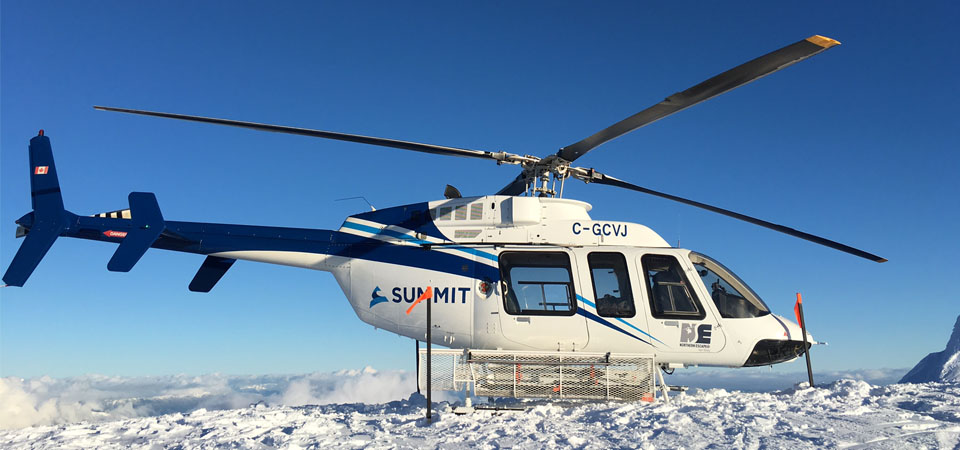 Tours | Summit Helicopters