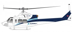 Summit Helicopters Bell 412 SP