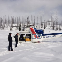 Summit Helicopters BC Air Ambulance