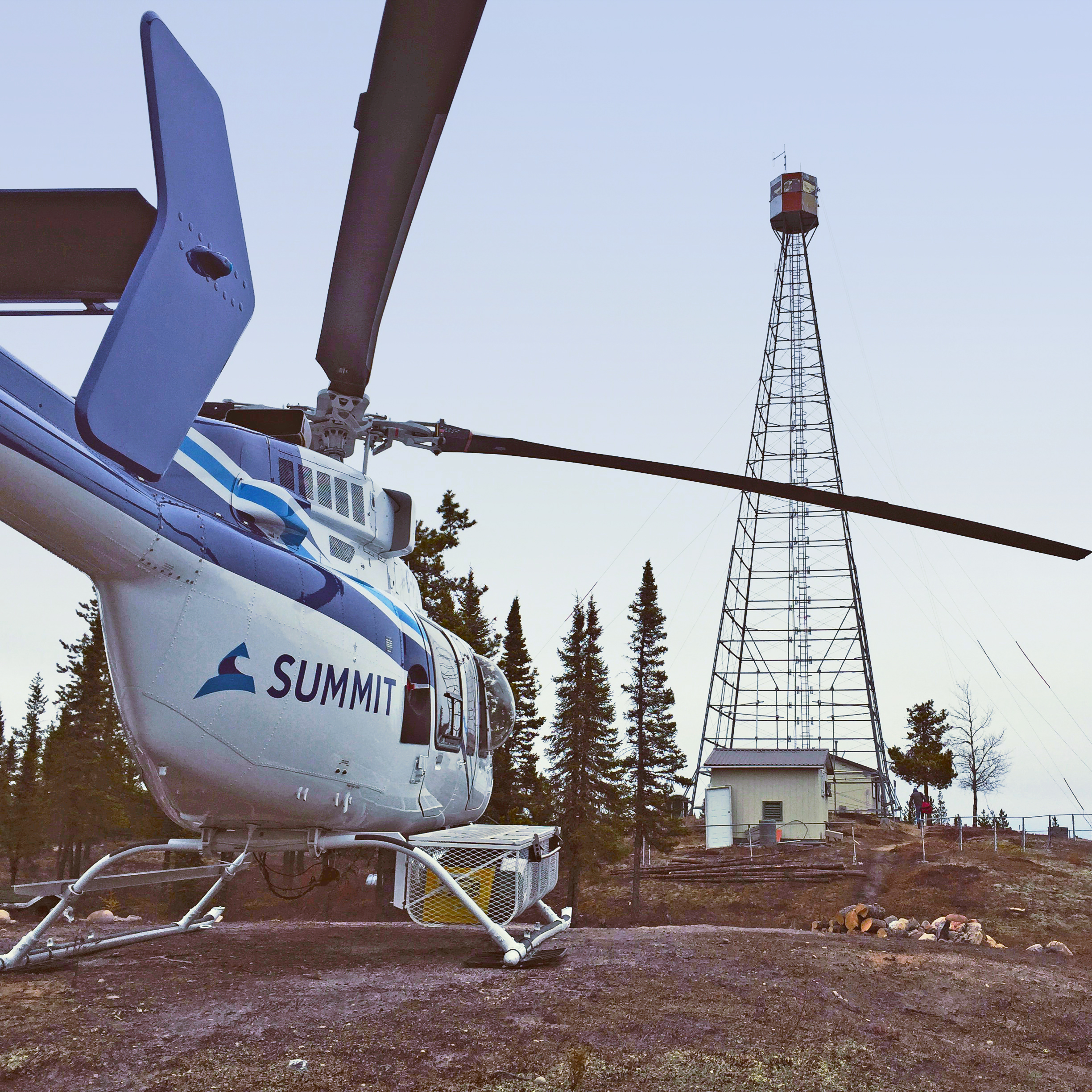 Summit Helicopters | Crew Transport