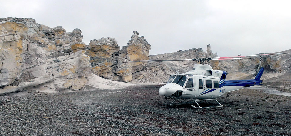 Safety | Summit Helicopters