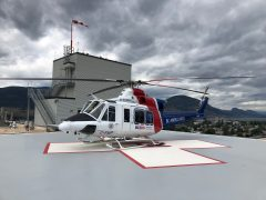 Summit Helicopters Deploys Brand New Bell 412 Helicopter for BC Ambulance Service | Summit Helicopters